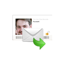 E-mail met een  medium uit Utrecht